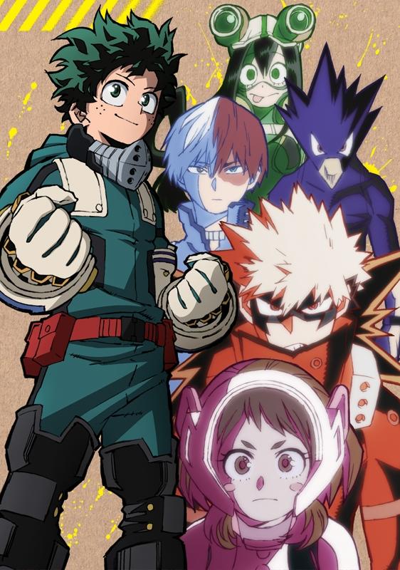 TV 僕のヒーローアカデミア 5th Vol.1 初回生産限定版_0