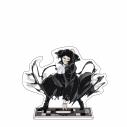 【グッズ-スタンドポップ】文豪ストレイドッグス アクリルフィギュアスタンド 第3シーズンキービジュアルver. 芥川龍之介の画像