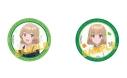 【グッズ-バッチ】幼なじみが絶対に負けないラブコメ 缶バッジセット/志田黒羽の画像