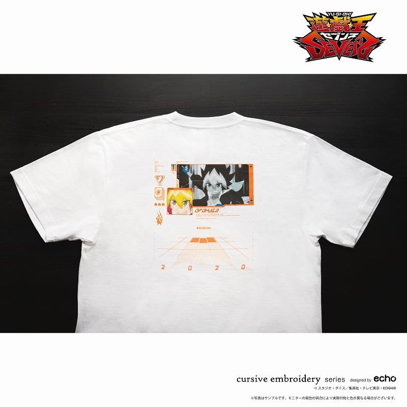 【グッズ-Tシャツ】遊☆戯☆王SEVENS Tシャツ 遊我 Mサイズ【CHORD】