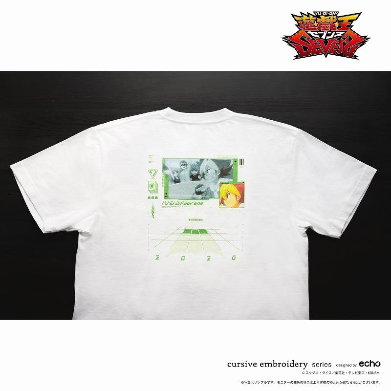 【グッズ-Tシャツ】遊☆戯☆王SEVENS Tシャツ 全員 Mサイズ【CHORD】
