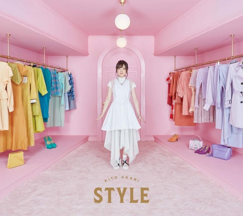 【アルバム】鬼頭明里/1stアルバム STYLE 初回限定盤