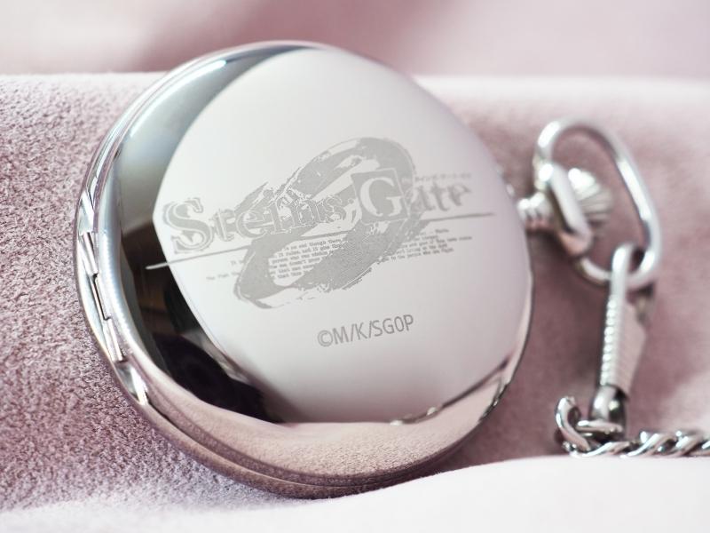 【グッズ-時計】STEINS;GATE 0 懐中時計 「まゆしぃ」モデル