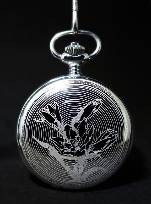 【グッズ-時計】RErideD-刻越えのデリダ- マージュの懐中時計