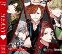 【キャラクターソング】ALIVE「CARDS」シリーズ 3巻 SOARA「HEART」の画像