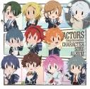 【アルバム】TV ACTORS -Songs Connection- キャラクターソングアルバムの画像