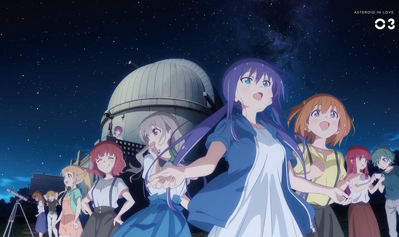 【Blu-ray】TV 恋する小惑星 Vol.3