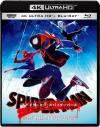 【Blu-ray】映画 スパイダーマン:スパイダーバース 4K ULTRA HD & ブルーレイセット 初回生産限定の画像