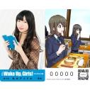 【その他(音楽)】オーディオブック 小説版 Wake Up, Girls! それぞれの姿 DLカード 第3章 私のアイドル 藍里の画像