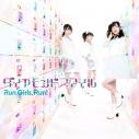 【主題歌】TV キラッとプリ☆チャン OP「ダイヤモンドスマイル」/Run Girls, Run! 通常盤の画像