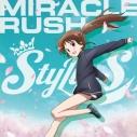 【主題歌】TV 咲-Saki- 阿知賀編 episode of side-A OP「MIRACLE RUSH」/StylipS 通常盤の画像