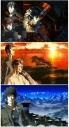 【Blu-ray】劇場版 PSYCHO-PASS サイコパス Sinners of the System Case.1~3 アニメイト限定セットの画像