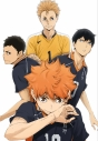 【Blu-ray】TV ハイキュー!! セカンドシーズン Vol.5の画像