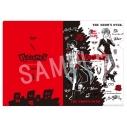 【グッズ-クリアファイル】PERSONA5 Design Produced by Sanrio クリアファイル(主人公)の画像