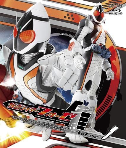 【Blu-ray】TV 仮面ライダーフォーゼ Vol.1