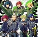 【キャラクターソング】あんさんぶるスターズ!! FUSION UNIT SERIES 01 Switch × Eden Majestic Magicの画像
