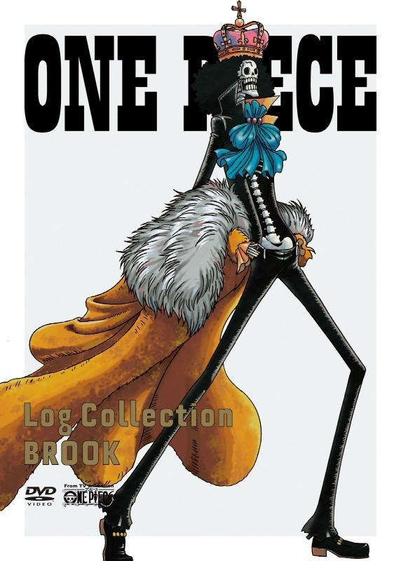 "【DVD】TV ONE PIECE Log Collection ""BROOK"" 期間限定生産"