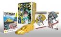 【Blu-ray】新幹線変形ロボ シンカリオンBlu-ray BOX3 初回生産限定版 2020セット限定!DXS シンカリオン E5はやぶさゴールドバージョン(後尾車両)付の画像