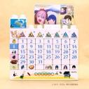 【グッズ-スタンドポップ】ゆるキャン△ ブロックカレンダー こよみるBLOCKの画像