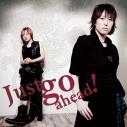 【アルバム】斎賀みつき feat.JUST/Just go ahead! 通常盤の画像
