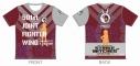【グッズ-Tシャツ】ストライクウィッチーズ ROAD to BERLIN ツーリングTシャツ シャーロット・E・イェーガーVer. Sサイズ【アウローラ】の画像