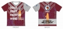 【グッズ-Tシャツ】ストライクウィッチーズ ROAD to BERLIN ツーリングTシャツ シャーロット・E・イェーガーVer. Mサイズ【アウローラ】の画像