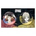 【グッズ-バッチ】PROJECT SCARD 缶バッジセット/バンリ&アズサの画像