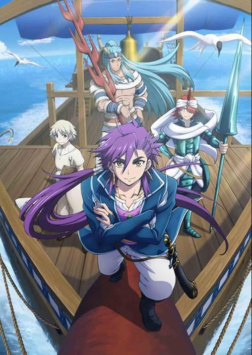 【DVD】TV マギ シンドバッドの冒険 COMPLETE BOX 完全生産限定版