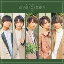 【アルバム】SparQlew/evergreen 通常盤の画像