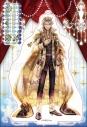 【グッズ-スタンドポップ】夢王国と眠れる100人の王子様 アクリルスタンド フロスト(Princess Party/太陽覚醒Ver.)の画像