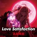 【主題歌】TV 邪神ちゃんドロップキック' ED「Love Satisfaction」/ZAMB 期間生産限定盤の画像