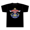 【グッズ-Tシャツ】KING OF PRISM by PrettyRhythm PRISM KING CUP Tシャツ Sの画像