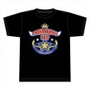【グッズ-Tシャツ】KING OF PRISM by PrettyRhythm PRISM KING CUP Tシャツ Sの画像