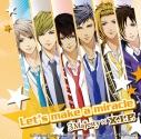 【アルバム】ときめきレストラン☆☆☆ 3 Majesty×X.I.P. Let's make a miracle 通常盤の画像