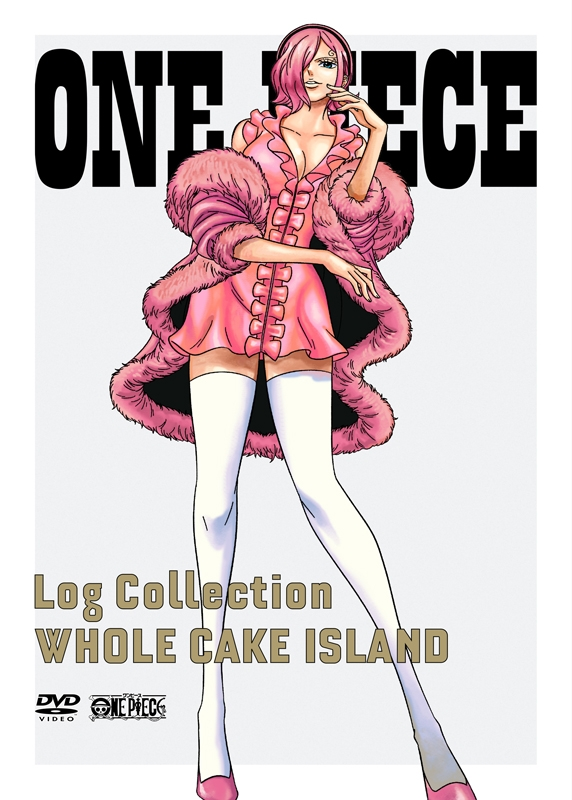 "【DVD】TV ONE PIECE Log Collection ""WHOLECAKE ISLAND"""