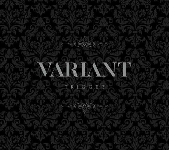 """【アルバム】ゲーム アイドリッシュセブン TRIGGER 2nd Album """"VARIANT"""" 初回限定盤A"""