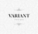 """【アルバム】ゲーム アイドリッシュセブン TRIGGER 2nd Album """"VARIANT"""" 初回限定盤Bの画像"""