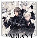 """【アルバム】ゲーム アイドリッシュセブン TRIGGER 2nd Album """"VARIANT"""" 通常盤の画像"""