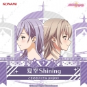 【キャラクターソング】ときめきアイドル project 9th Maxi Single 夏空Shiningの画像