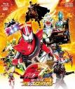 【Blu-ray】劇場版 仮面ライダー×仮面ライダー ドライブ&鎧武 MOVIE大戦フルスロットル DVD付の画像