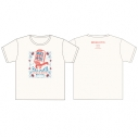 【グッズ-Tシャツ】雨宮天 音楽で彩るリサイタル ライブTシャツ Mの画像
