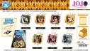 【グッズ-キーホルダー】ジョジョの奇妙な冒険 黄金の風 デコフレアクリルキーホルダー暗殺者チームBOXの画像
