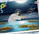 【キャラクターソング】新テニスの王子様 忍足侑士 ハッピーサマーバレンタインの画像