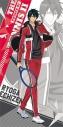 【グッズ-タオル】新テニスの王子様 ビジュアルバスタオル 15.越前リョーガの画像