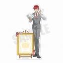 【グッズ-メモ帳】おそ松さん 6つ子バースデー'20 スタンド付きメモ帳(F6おそ松)の画像