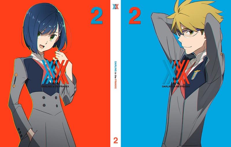 【Blu-ray】TV ダーリン・イン・ザ・フランキス 2 完全生産限定版