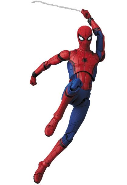 【アクションフィギュア】マフェックス No.103 MAFEX SPIDER-MAN(HOMECOMMING Ver.1.5)