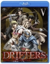【Blu-ray】TV DRIFTERS 第5巻の画像
