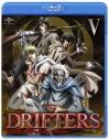 【Blu-ray】TV DRIFTERS 第5巻の画像