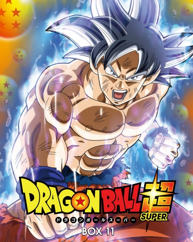 【Blu-ray】TV ドラゴンボール超 Blu-ray BOX11